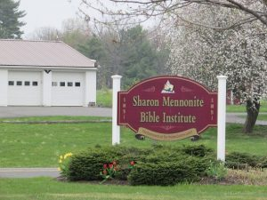 sharon mennonite bible institute introduction
