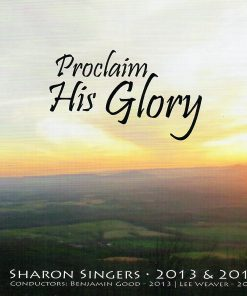 proclaim his glory 1