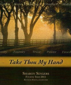 take thou my hand