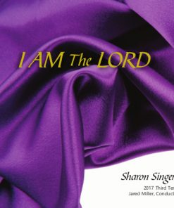 i am the lord cover